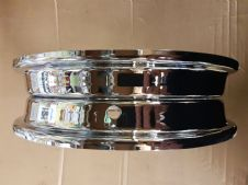 BGM CHROME  LAMBRETTA  350 X10 WHEEL RIM